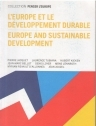 L'Europe et le developpement durable  Europe and sustainable development