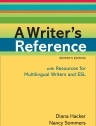 A Writer's Reference with Resources for Multilingual Writers and ESL - Edition 7