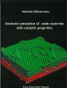 Atomistic Simulation of Oxide Materials with Catalytic Proprieties