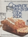 Complete step by step cook book