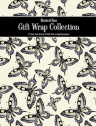 Butterflies gift wrap collection